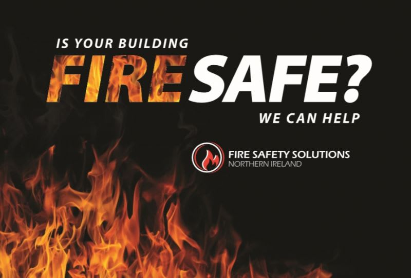 Flyer Fire safe Leaflet 2015