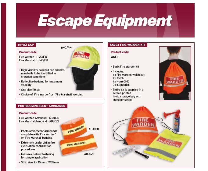 Catalogue_44-47_Escape Equipment