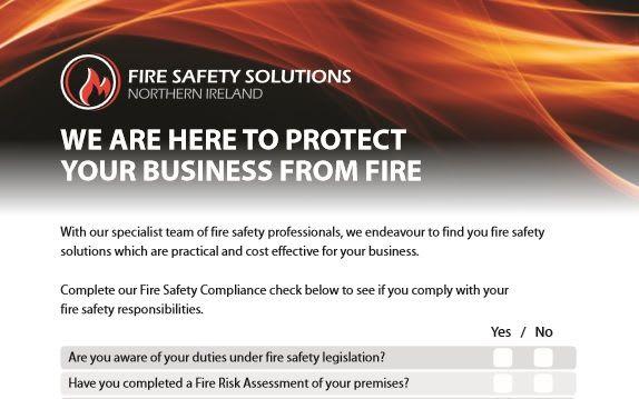 FSS A5 FireSafetychecklist