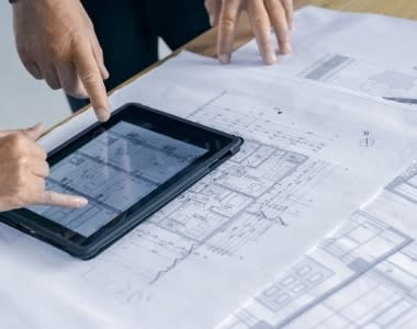 Plan Drawing Preparation & Services