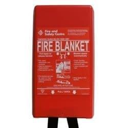 1.2m x 1.8m Fire Blanket
