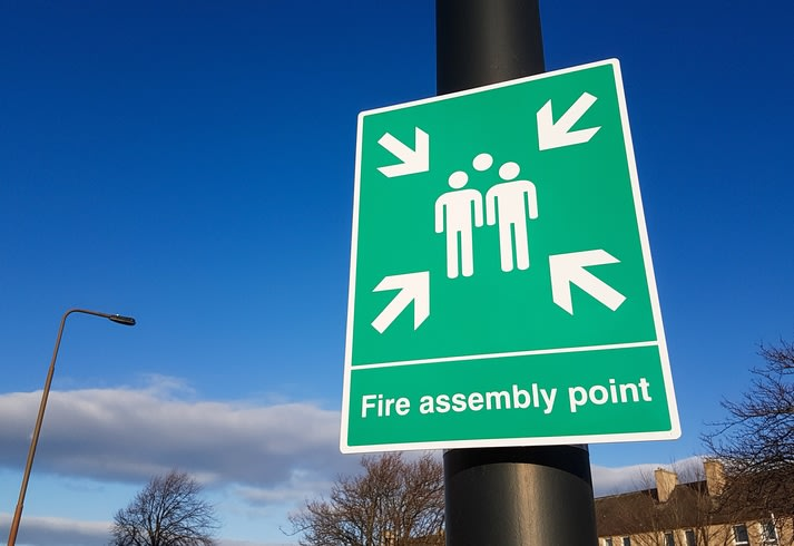 Fire Safety Equipment & Signage