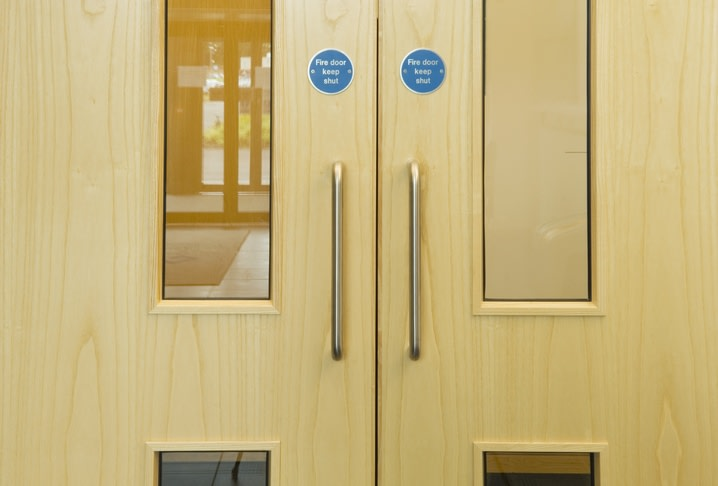 Passive Fire Protection, Fire Stopping & Fire Doors