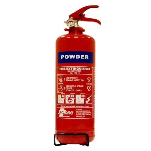 Standard 2KG Powder Unit
