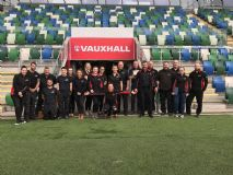 TEAM FIRE SAFETY SOLUTIONS AT WINDSOR PARK