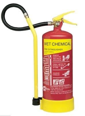 Premium 6L Wet Chemical Unit