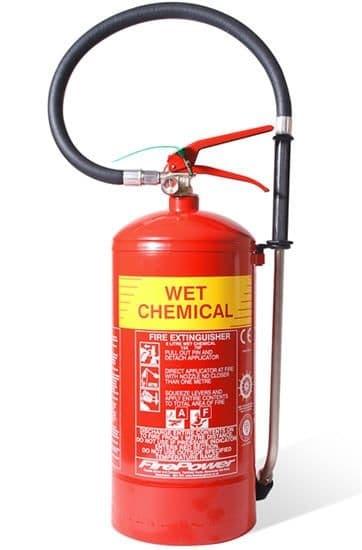 Standard 6L Wet Chemical Unit