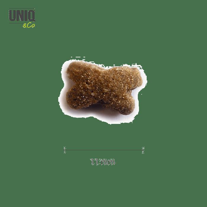 Croquettes sans céréales UNIQ Cat Chat stérilisé Chat d'intérieur  4 kg