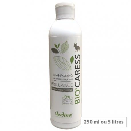 Shampooing Spécial Brillance (Huile de Vison Végétale) 250 ml VERLINA