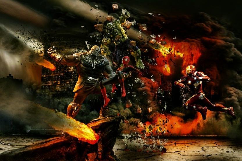 Создатели «Мстителей» рассказали о неожиданном месте для камня души в черновике «Финала»