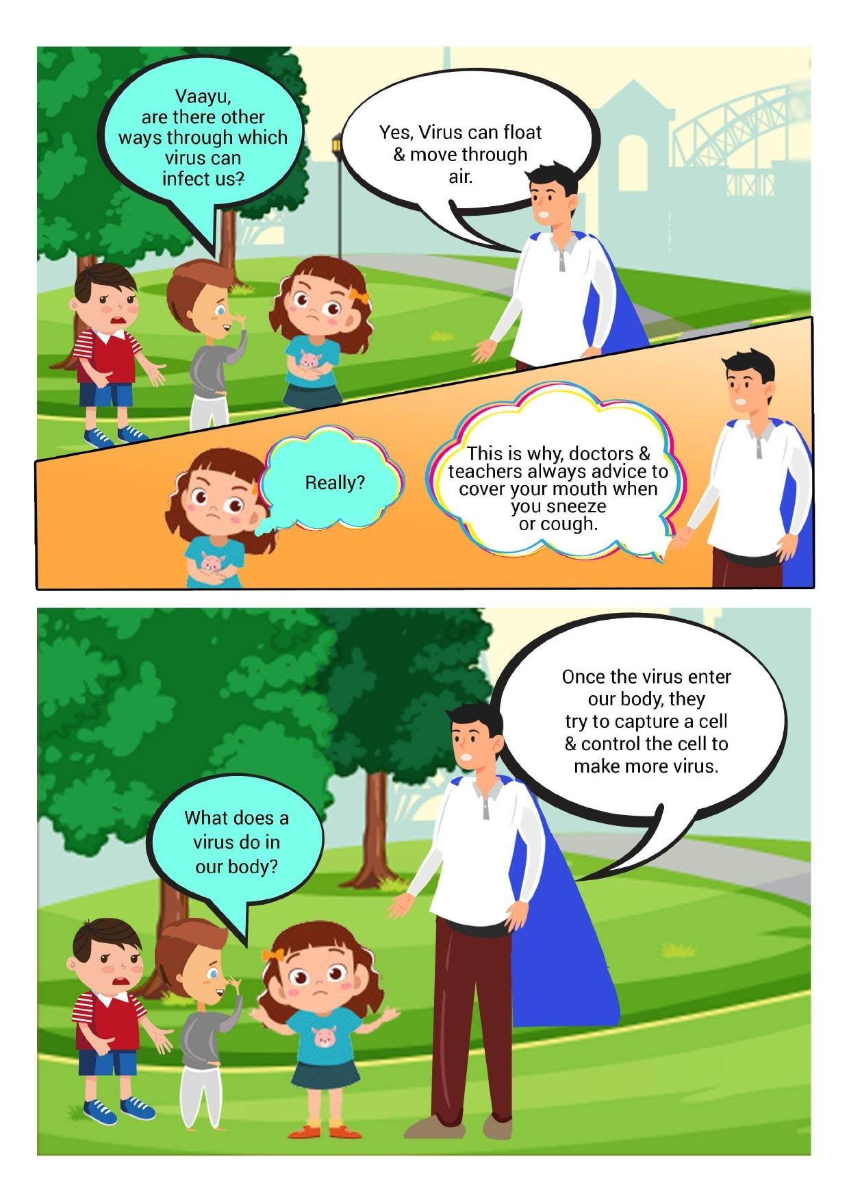Corona_comic_ GyanPro 7