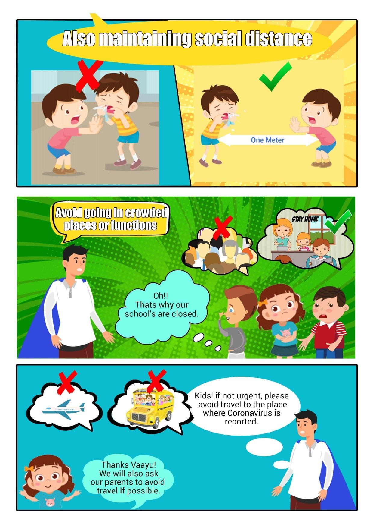 Corona_comic_ GyanPro 17