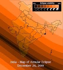 india map of solar eclipse gyanpro