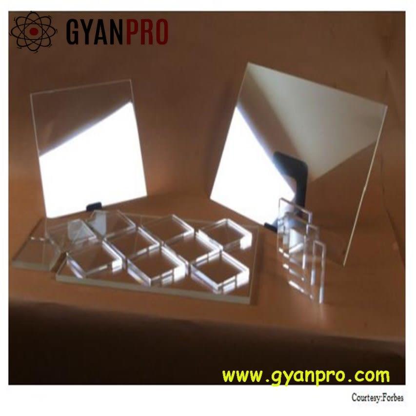 transparent aluminuim