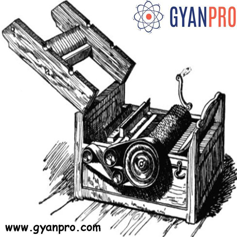cotton machine