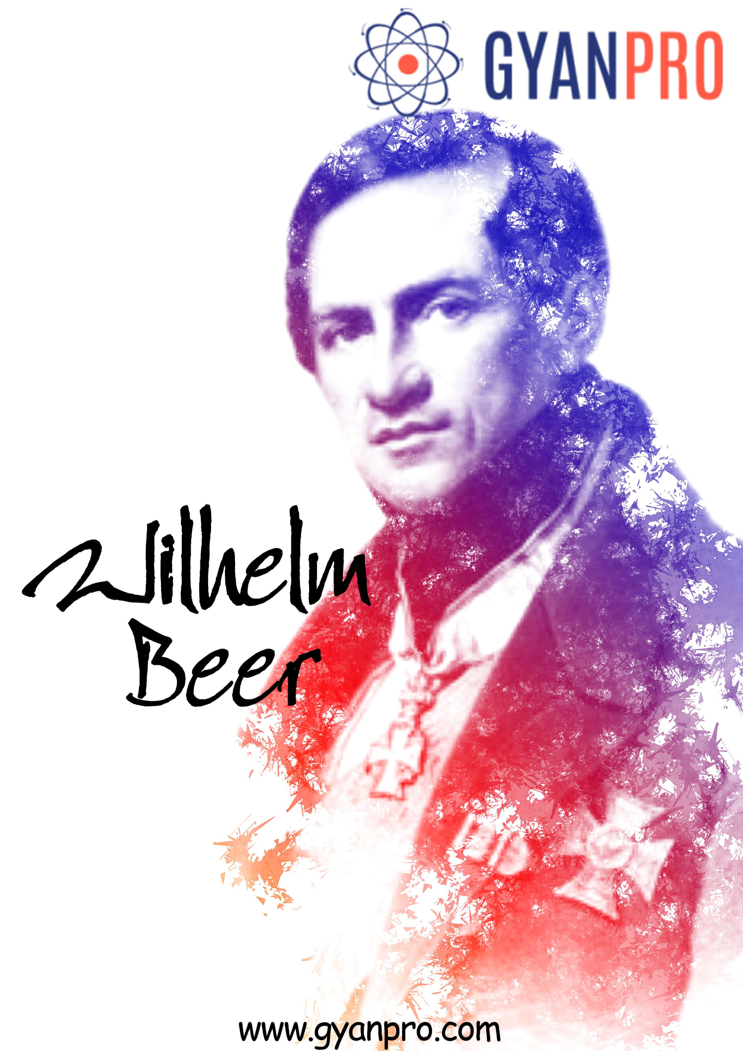 Wilhelm Beer_gyanpro