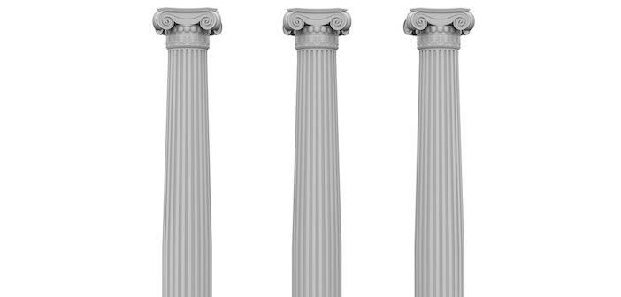 Webpage columns
