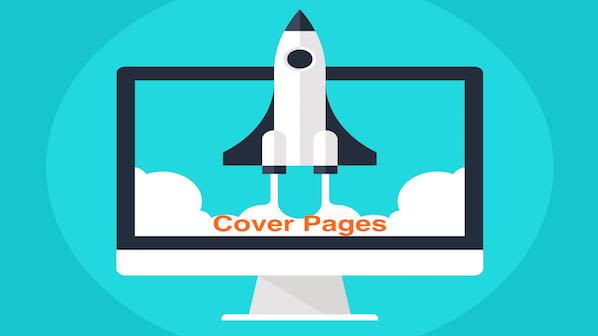 Cover pages is live
