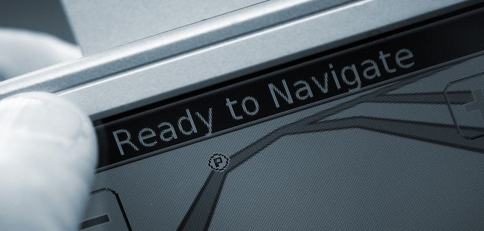 New navigation