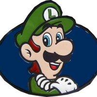 Luigi Belt Buckle