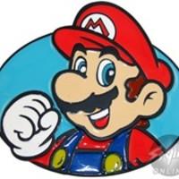 Mario Belt Buckle