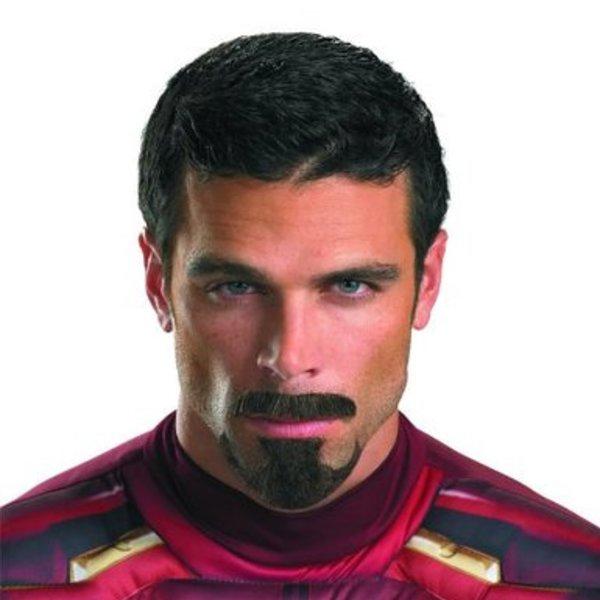 Tony Stark Fake Moustache