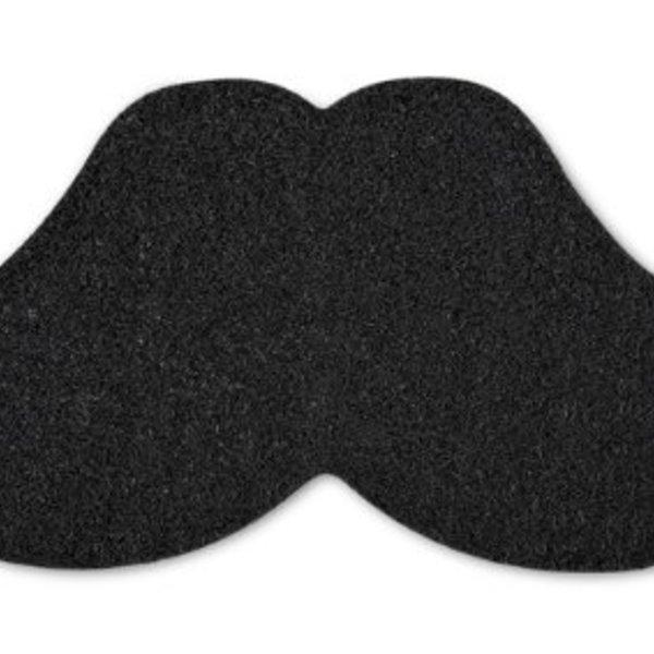 Moustache Door Mat