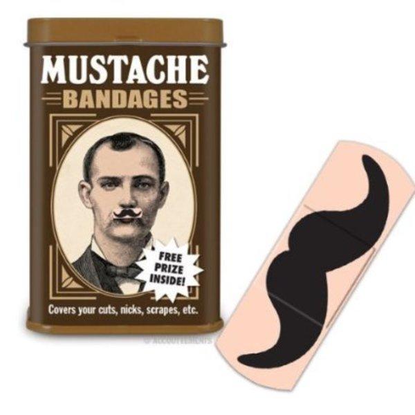 Moustage Bandages
