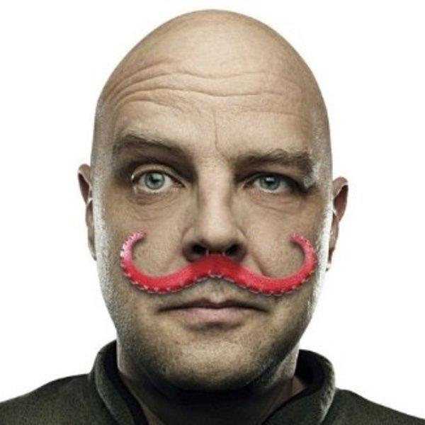 Tentacle Fake Moustache
