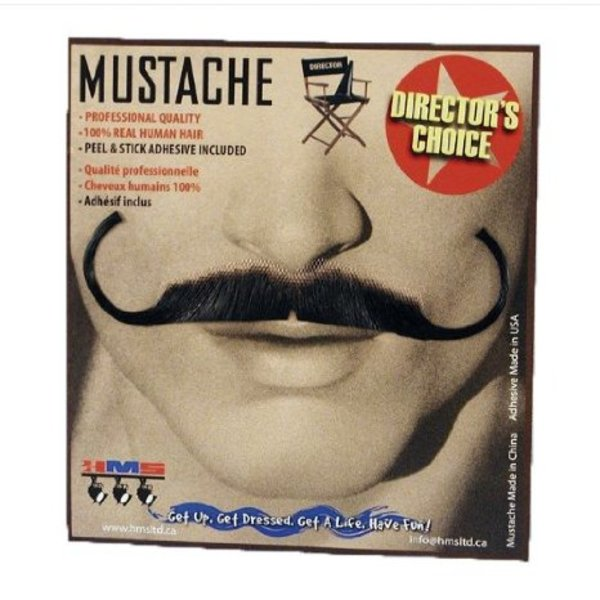 Fake Aristocrat Moustache