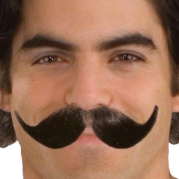 Winged Fake Moustache