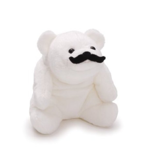 Moustache Teddy Bear
