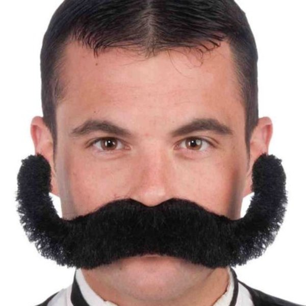 Man Size Fake Moustache