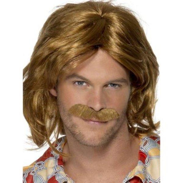 70's Dude Fake Moustache