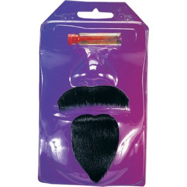 Gaucho Fake Moustache