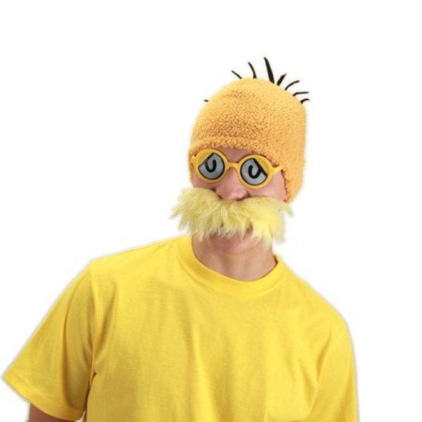 Lorax Fake Moustache Kit