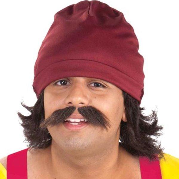 Cheech Fake Moustache