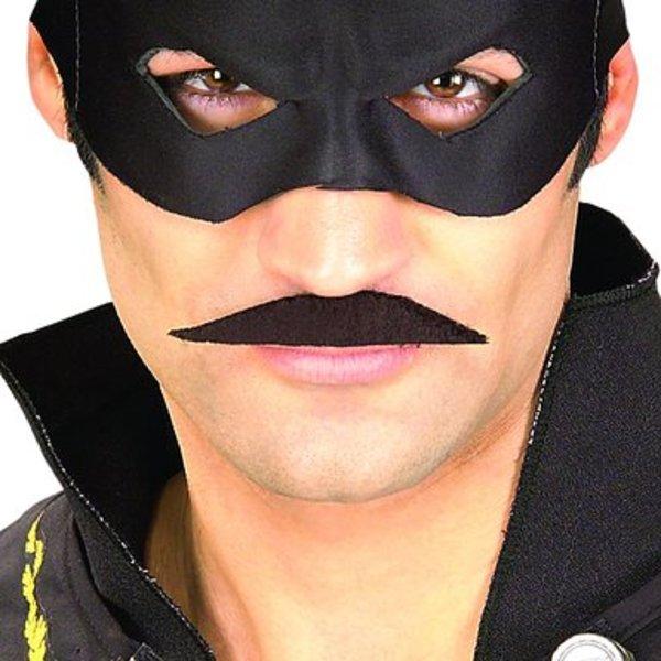 Zorro Fake Moustache