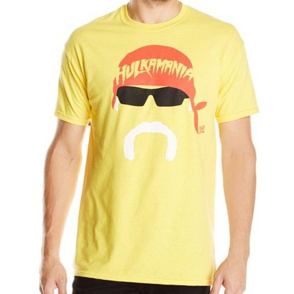 Hulk Hogan Moustache T-Shirt