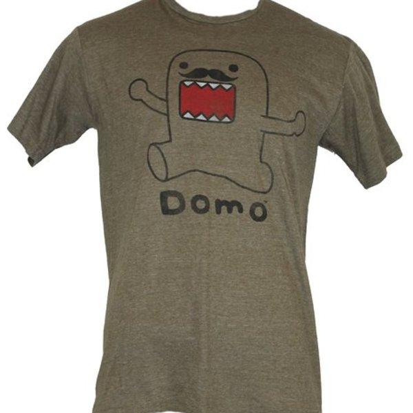 Domo-Kun Moustache T-Shirt