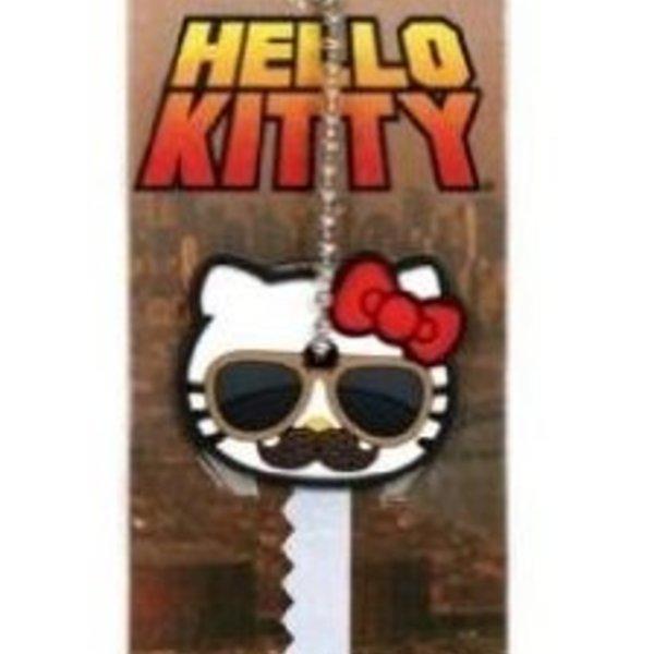 Hello Kitty Moustache Keycap