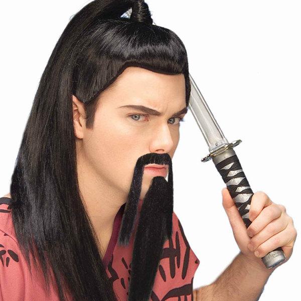 Warrior Fake Moustache