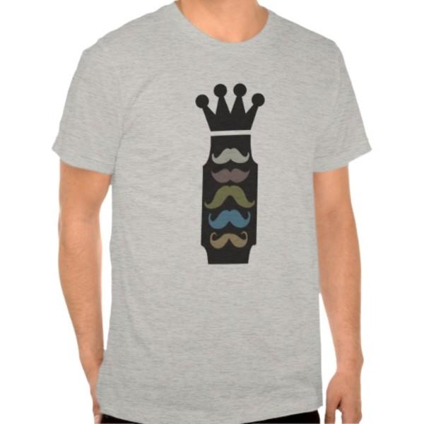 Moustache King T-Shirt