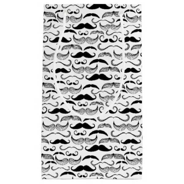 Moustache Gift Bags