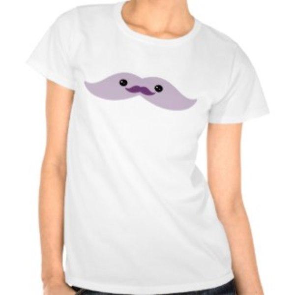 Cherry Moustache T-Shirt
