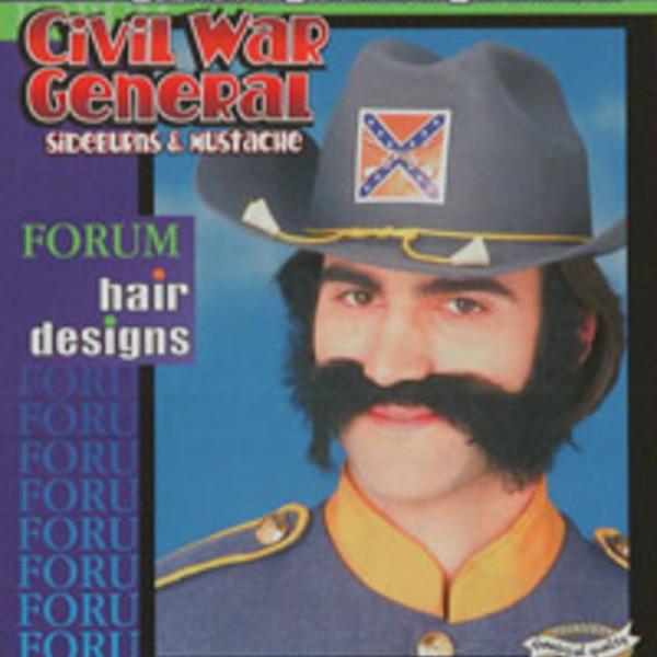 Civil War Fake Moustache