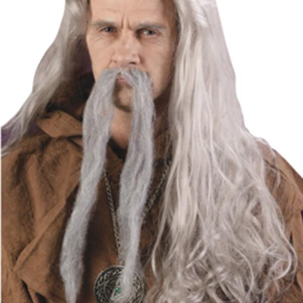 Wizard Fake Moustache