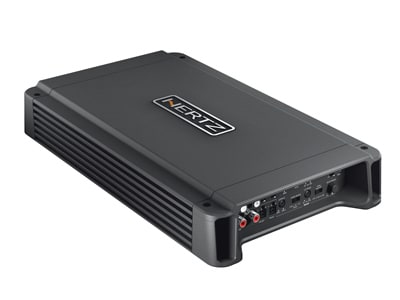 Hertz HCP 4 car amplifier