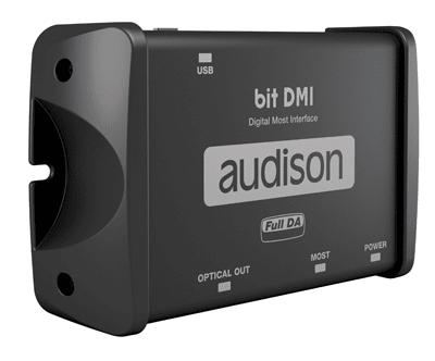 Audison bit DMI
