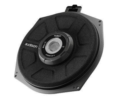 Audison Prima BMW Mini under seat woofer replacements